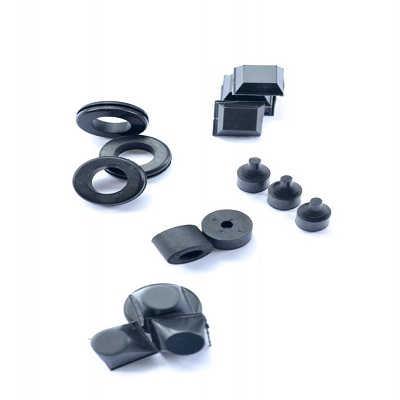 Image of various rubber products