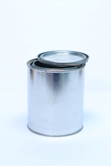 Image of quart size paint can