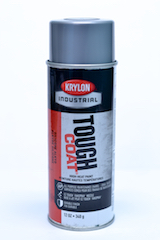 Image of high heat aluminum metallic spray paint